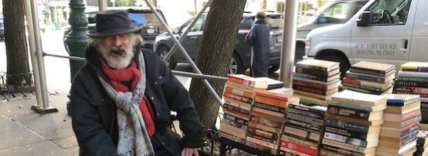 NYC book vendor interview