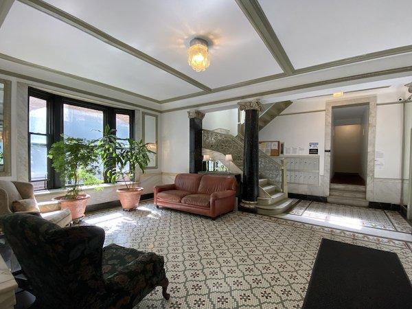 Obama's apartment