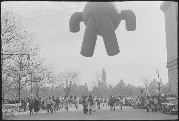 Old Macys Parade Photo