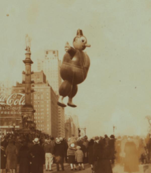 The Turk Balloon