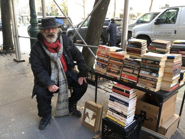 Upper West Side Book Stand