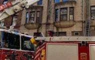 fire upper west side 75th Street