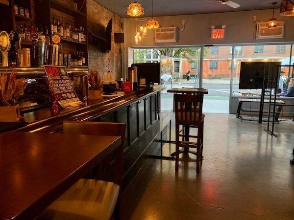 new bar Amsterdam Ave