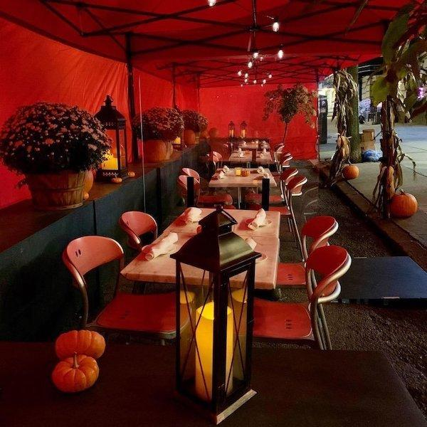 new outdoor dining hurdles