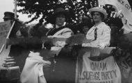 woman's suffrage uws