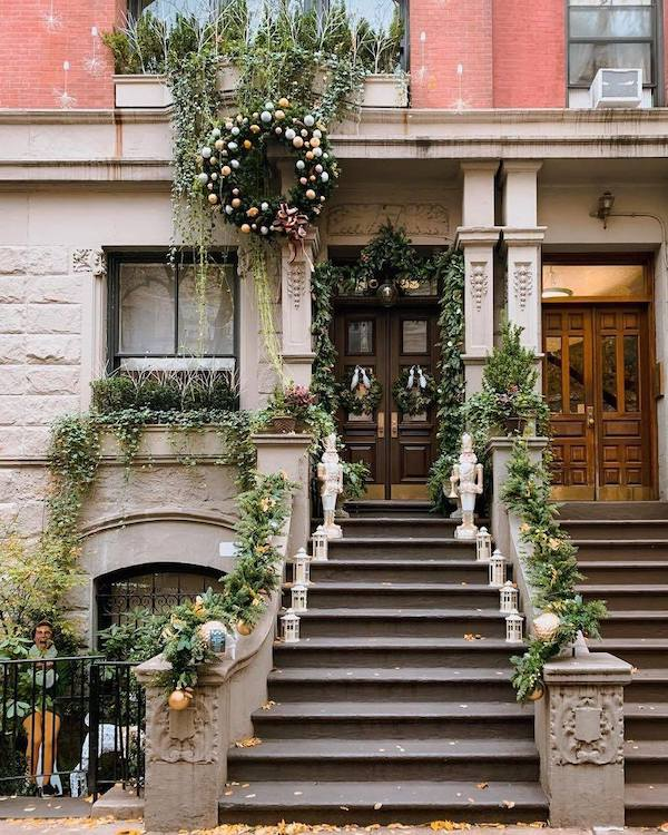 82nd Street townhouse