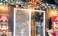 Sweet Holiday Displays!