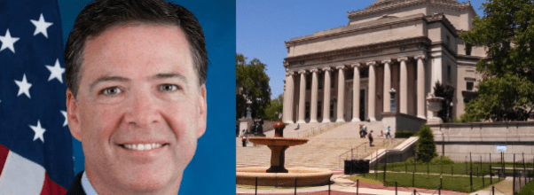 James Comey Will Be Teaching at Columbia Law School