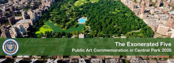 """""""Exonerated Five"""" Exhibit Proposed For Central Park"""