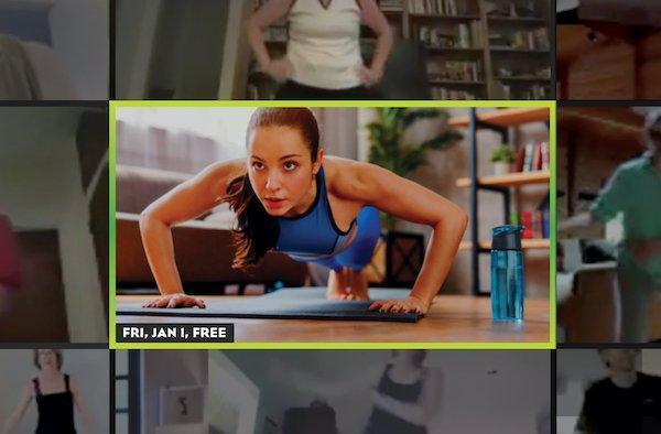 Free Fitness Event JCC 2021