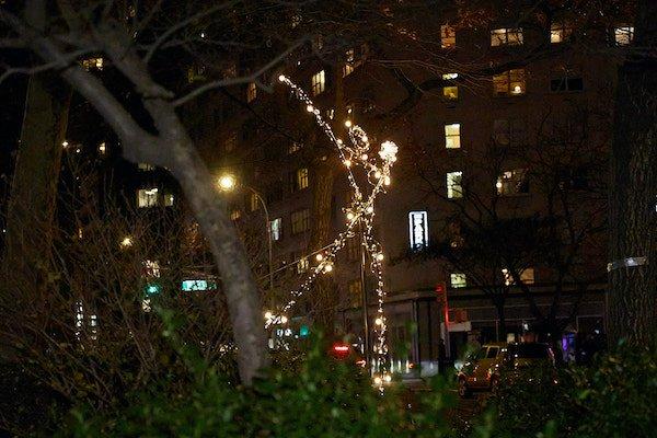 Holiday Lights UWS 2020
