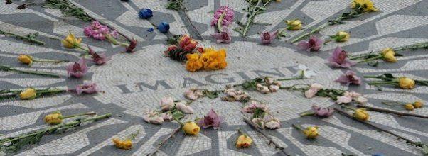 John Lennon Central Park Tribute