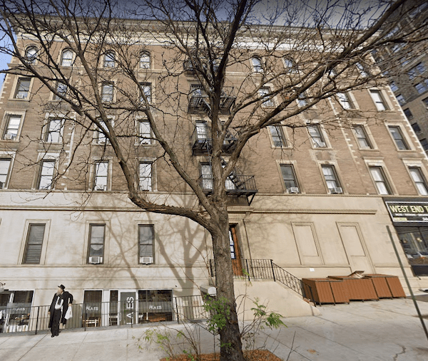 NYC's worst landlords - 301 West 96th Street