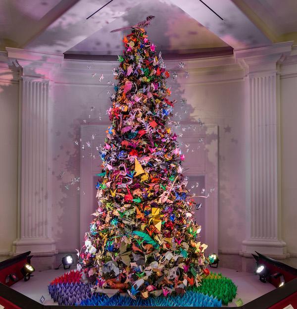 Origami Tree 2020