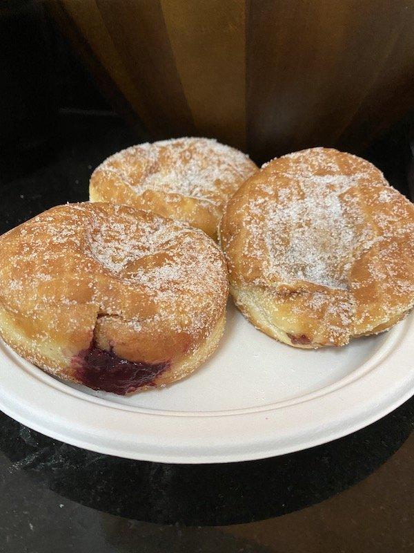 Orwashers jelly donut