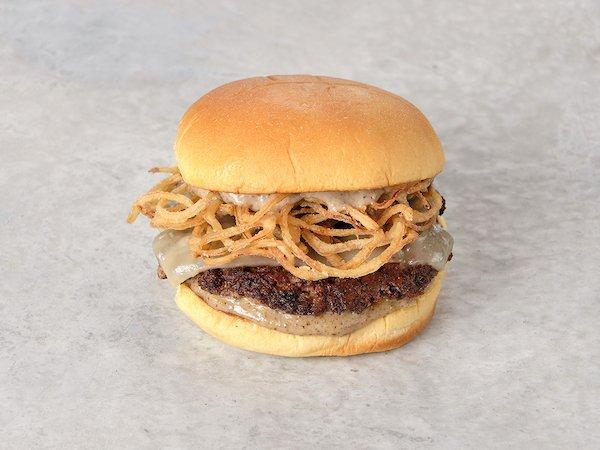 Shake Shack Black Truffle Burger