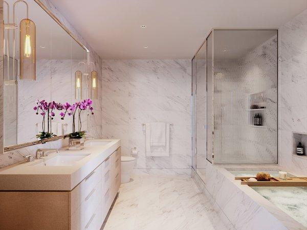 bathroom 212 w 72