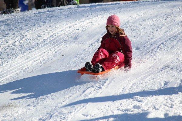 central park sledding