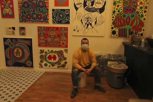 new art store 473 amsterdam ave