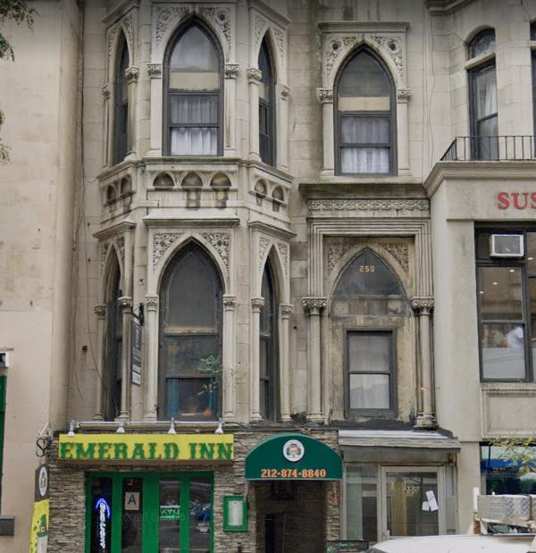 worst landlord list 250 west 72nd street