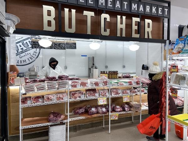Big Apple Meat Market Butcher