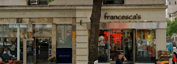 Francesca's to Close by End of Month