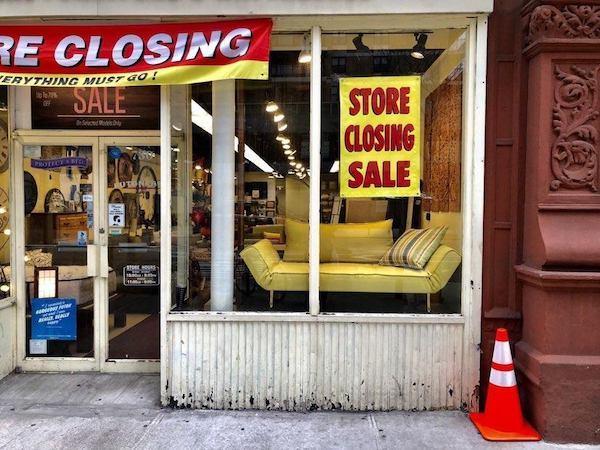 Futonland Closing