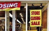 """Closing"" Signs at Futonland; Landlord Negotiations Taking Place"