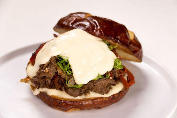 King Wang's Cheese Steak