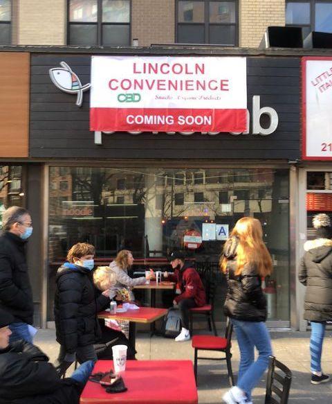 Lincoln Convenience