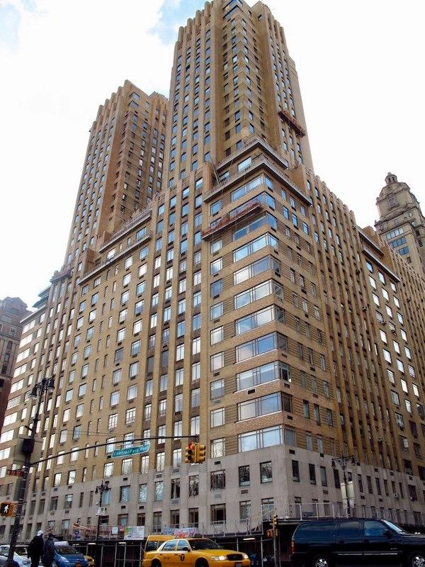 Majestic Building Criminal Residents