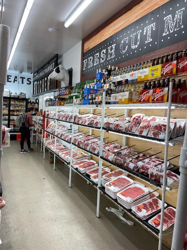 Midtown NYC butcher