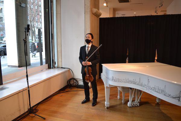 Musical Storefronts Kaufman Music