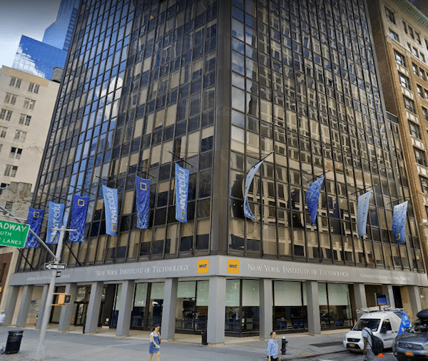 NYIT Columbus Circle Campus