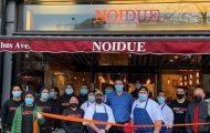 Noi Due Cafe Open at 491 Columbus Avenue