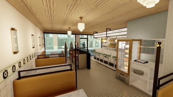 Old John's Diner Upper West Side