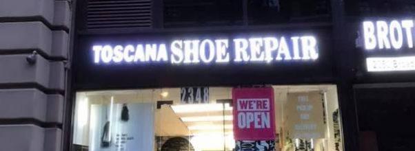 Toscana Shoe Repair GoFundMe