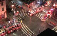 Upper West Side fire 2021