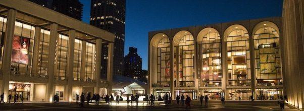 Metropolitan Opera Union Strike