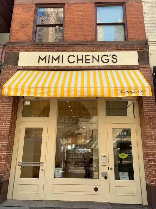 Mimi Cheng's Upper West Side