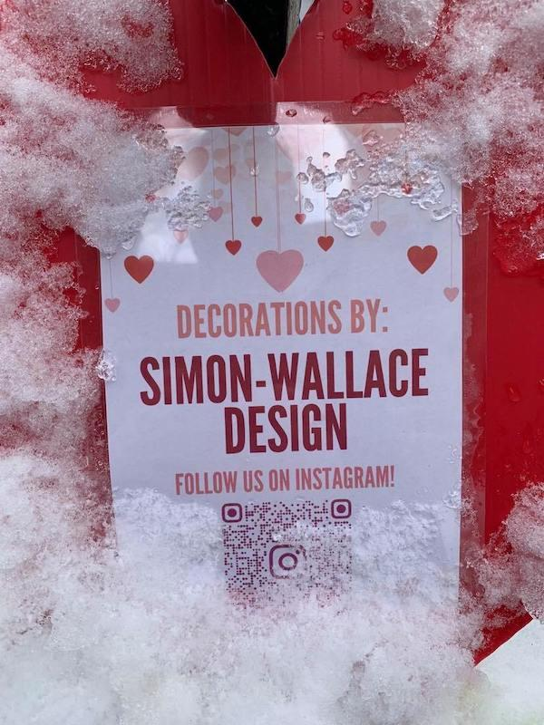 decorations by Simon Wallace Design
