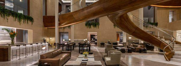 NYC's Most Comprehensive Suite of Amenities: The Waterline Club