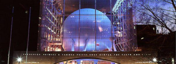 AMNH Planetarium now open