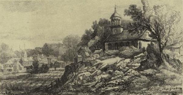 Bloomingdale Village 1867