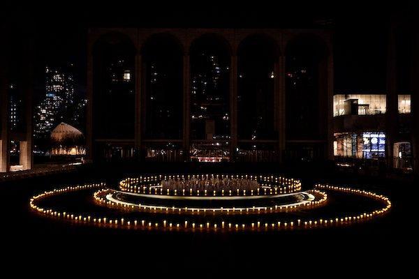COVID-19 Memorial Lincoln Center