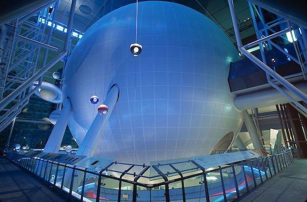 Hayden Planetarium Reopens