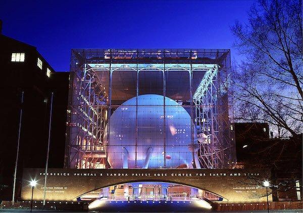 Hayden Planetarium Space Theater Reopens