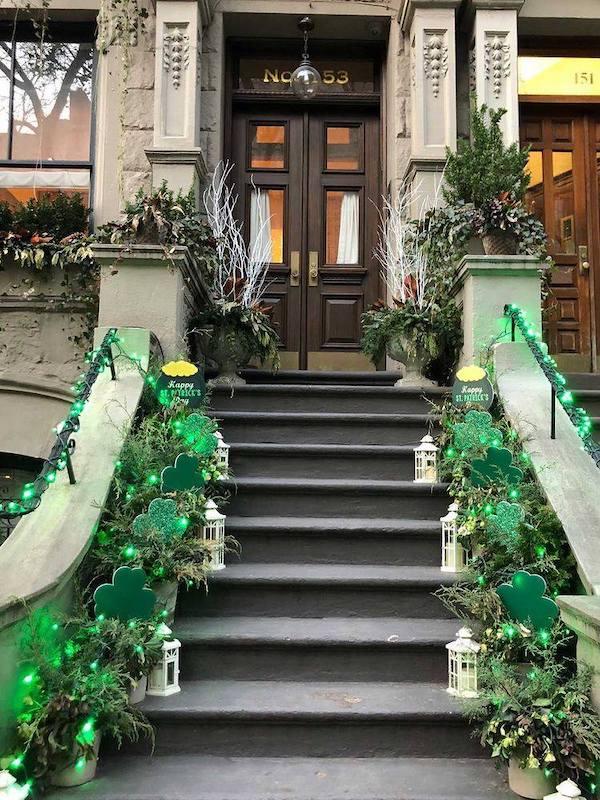 St. Patrick's Day Townhouse