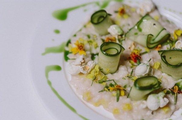 end of summer risotto