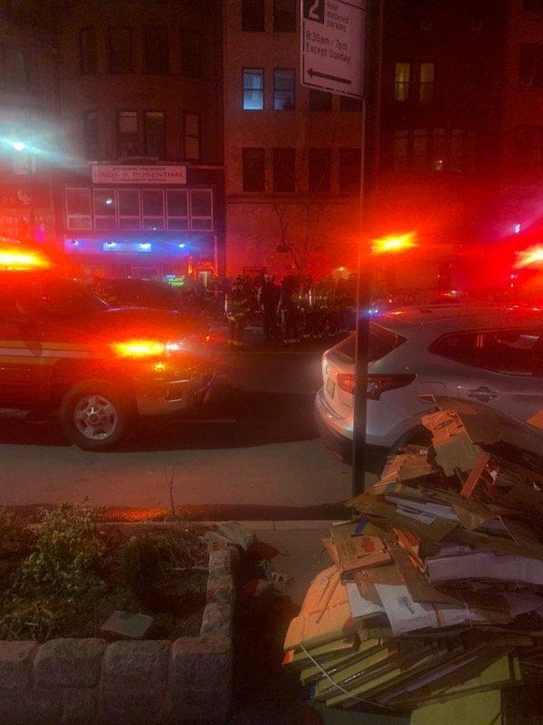 fire 228 west 72nd street